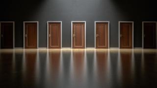 選択のドア